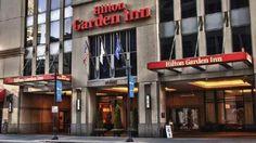 Hilton Garden Inn Chicago Loop North.