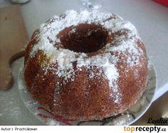 Rychlá olejová bábovka Doughnut, Rum, Pudding, Food, Custard Pudding, Essen, Puddings, Meals, Rome