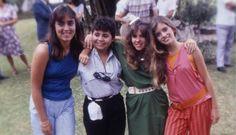 """La telenovela """"Carmin"""" de 1985 y producida por Luis Llosa, es una de las producciones peruanas más reconocidas y exitosas. La telenovela juvenil traspasó fronteras y llevó a Patricia Pereyra, su protagonista, a continuar su carrera en México. Carrera, Retro, Tv Shows, Musicals, Singers, Movies, Retro Illustration"""