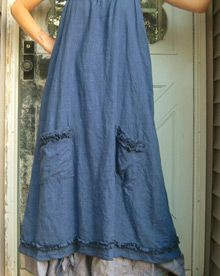 Pinafores - Handmade Clothing  ...from Sara Clemens Clothing..... Great little summer dress.  B.