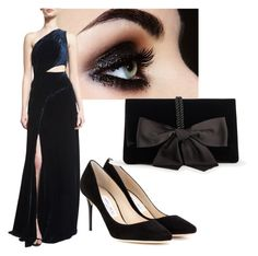 """Untitled #25"" by akansha125 on Polyvore featuring Ralph Lauren, Jimmy Choo and Ann Taylor"