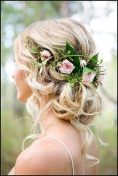 Hochzeitsfrisurfoto 2018: 20 Arten der modischen Hochzeitsfrisuren ...   Einfache Frisuren