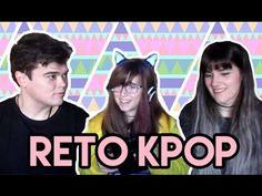 RETO KPOP: ¿Qué canción está cantando? | ft. Chiku - YouTube