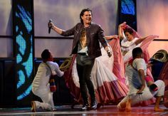 Singer Carlos Vives performs onstage during the 14th Annual Latin GRAMMY Awards held at the Mandalay Bay Events Center on November 21, 2013 ...
