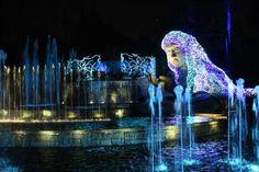 Garden Lights at the Atlanta Botanical Garden