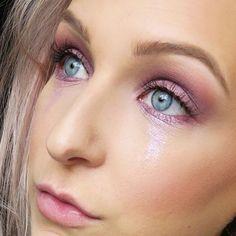 // kitchmas tears  #MACCosmetics #MAC #mua #glitter #glittertears