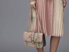 Valentino Emphasizes Prints, Mini Bags for Pre-Fall 2016