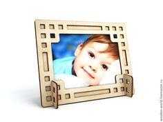 Кубическая рамка для фотографий - заготовки для творчества,заготовки для декупажа