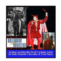 A Tribute in Costume and Song Devil Costume, Corporate Events, Musicals, Hollywood, Costumes, Songs, Film, Movie Posters, Fictional Characters