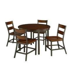 Home Styles 5411308 Cabin Creek 5piece Dining Set * Read more  at the image link.Note:It is affiliate link to Amazon.