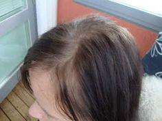 Hiukset ennen hiusvärin käyttöä