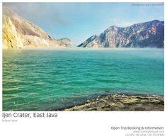 Ijen Crater, East Java