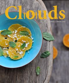 Clouds No 7 Spring 2014  Quarterly Lithuanian food bloggers' magazine