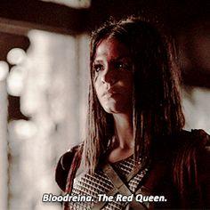 """Bloodreina. The Red Queen."""