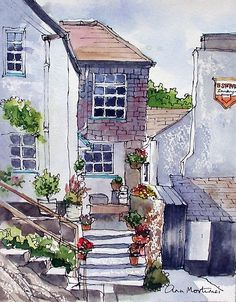 Art of Ann Mortimer - sorry, have to find the source, but couldn't resist posting as it's so beautiful!