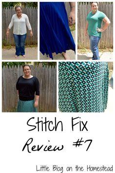 Stitch Fix Review #7