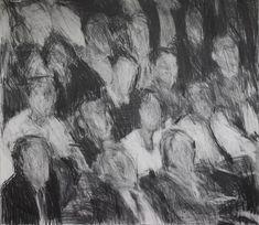 Tomie Ohtake, Graphic, Dark Art, Wall Collage, Art Inspo, Cool Art, Art Drawings, Horror, Illustration Art