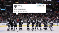 The Spunky Genius Of Twitter's @LAKings, The Second-Biggest Surprise Of The Playoffs