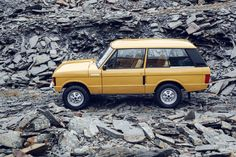 Dwell - 1978 Range Rover Classic Comes To The Reborn Series