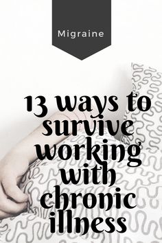 I have been a full time teacher with Chronic Migraine. I have been a full time stay at home mom with Chronic Migraine.  I am a full time mom and part time teacher with Chronic Migraine.  They all a…