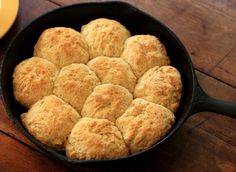 gypsy daddy's biscuit recipe {junk gypsy co}
