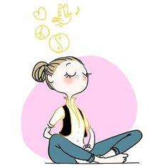 Bom dia!!! Para essa semana paz, amor e equilíbrio!!! ✌✌✌