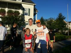 Mark McCutcheon, President Westhaven Foundation and our race announcer #westhaventn