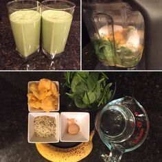 #superfoodsmoothie #smoothies #superfoods #eatclean #spinach #maca #mango #banana #hemppowder #lifestyle #liveclean #eatingclean #eatinghealthy #getfit #gethealthy #stpattysdaysmoothie #stpatricksday #energybooster #vitamix #greensmoothie  2 cups spinach  1 cup mango  1 banana  3 tbsp hemp powder 1 1/2 cup water Add ice if you are not using any frozen foods  Extra energy boost: 1 tsp maca powder and by vitasmoothie