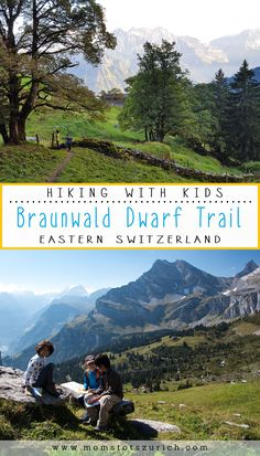 Braunwald is a beautiful car-free village, reached by funicular train from the Glarus valley. They have a fantastic theme trail for childr. Switzerland Cities, Water Playground, Hiking With Kids, Picnic Area, Travel Images, Travel Inspiration, Travel Ideas, Beautiful Places To Visit