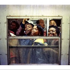 Iconic New York street photographer Jamel Shabazz is celebrated in a new exhibition, 'City Metro', at the Galerie Bene Taschen in Cologne, Germany. Gordon Parks, New York Subway, Nyc Subway, East Village, New York Street, New York City, New Jersey, Hora Pico, Jamel Shabazz