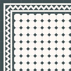 London Mosaic - Octagon 100