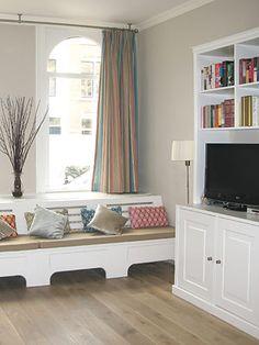 radiatorombouw Decor, House Design, Room, Interior, Home, House Rooms, Home Deco, Interior Design, Window Seat