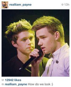 Niam<< very hot Liam ;)