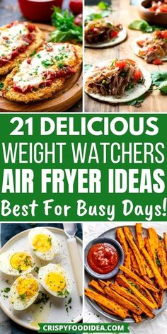 Air Fryer Oven Recipes, Air Frier Recipes, Air Fryer Dinner Recipes, Healthy Eating Recipes, All Recipes, Easy Home Recipes, Snacks Recipes, Healthy Meals, Healthy Food