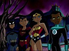 Favorite episode of justice league Teen Titans Robin, Superhero Villains, Comic Book Superheroes, Bruce Timm, Superman Wonder Woman, Batman And Superman, Justice League Animated, Dark Horse, Marvel Dc
