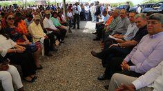 Danilo realiza primera Visita Sorpresa de nueva gestión a colonos azucareros