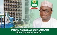 NOUN to employ 50 Phd holder   A source identified as Ridwan posted this report in whatsapp group that the Vice Chancellor of the institution Professor Abdallah Uba Adamu says the National Open University of Nigeria (NOUN) is to employ 50 PhD academic staff this year with a view to straightening its services. The Professor told Daily Trust exclusively in Kano on Tuesday that the new employees include professors doctors senior lecturers to lecture one but all of them with PhD degrees…