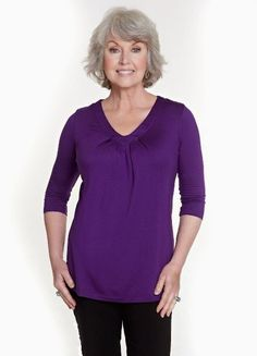 Fifty, not Frumpy: Win a Covered Perfectly Top!