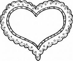 valentine day coloring card - Pesquisa Google