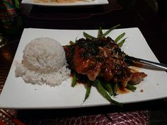 Pork Loin with XO Sauce recipe from Nine Dragons at EPCOT in Disney World
