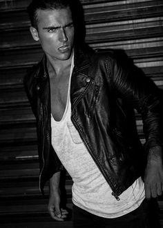 Alexandre Kasproviez, mannequin