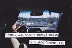 so let the adventures begin