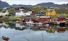Gjesvær - Nordkapp