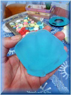 Mermaids World sea soap by Eleni