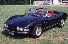 My old favourite, affordable, gorgeous - Fiat Dino Spider 2400