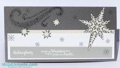 Blog Hop Weihnachten 2016 Karte Sternenglanz Stempelset Weihnachtsstern Thinlits Formen Sternenzauber StampinUP http://www.aigenmade.com/galerieprojekte/herbst-winter-2016/