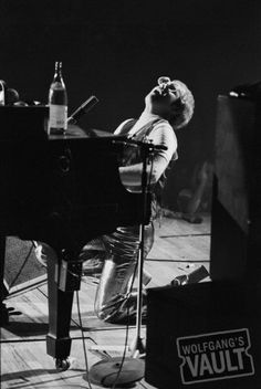 Elton John - New Haven Arena (New Haven, CT) Sep 29, 1972