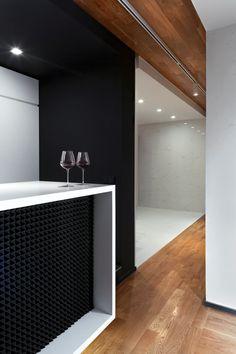 sleek-kitchen-counter