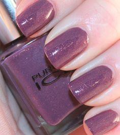 Pure Ice Nail Polish - Purple Reign $5.25