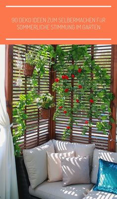 Apartment balcony design for small spaces - Balkon Design - Balcony Furniture Design Apartment Deck, Apartment Balcony Garden, Apartment Balcony Decorating, Apartment Balconies, Porch Decorating, Small Deck Decorating Ideas, House With Balcony, Small Balcony Decor, Small Balcony Design